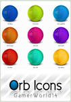 Orbs Icon Pack