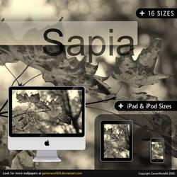 Sapia - Wallpaper Pack by GamerWorld14