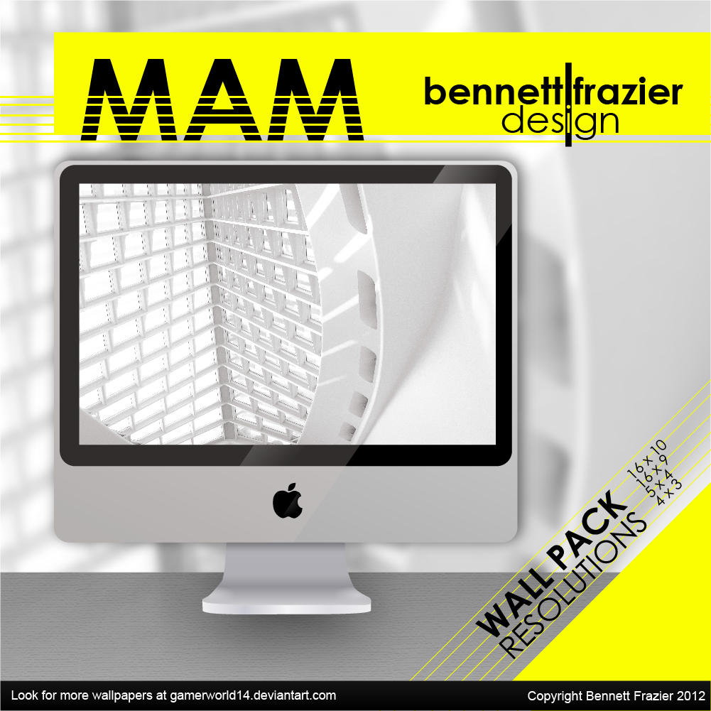 MAM Architecture Wallpaper Pack by GamerWorld14