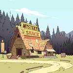 Mystery Shack Time Lapse