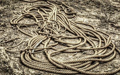 Rusty Rope by ZackMcIntosh