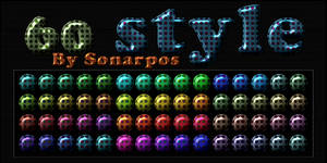 60 styles by sonarpos