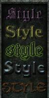 Sonarpos ' styles 17