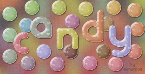 Candy By Sonarpos by sonarpos