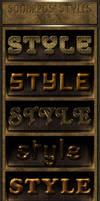 Sonarpos'styles 30 by sonarpos