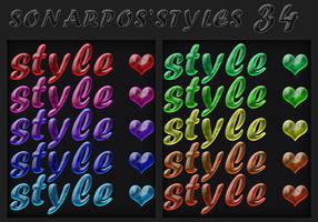Sonarpos'styles 34 by sonarpos
