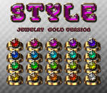 styles jewelry gold version