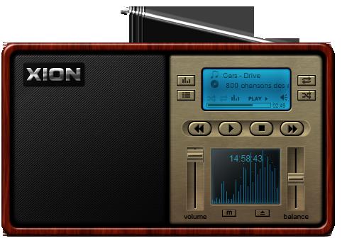 xion FM by sonarpos