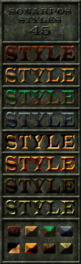 sonarpos'styles 45