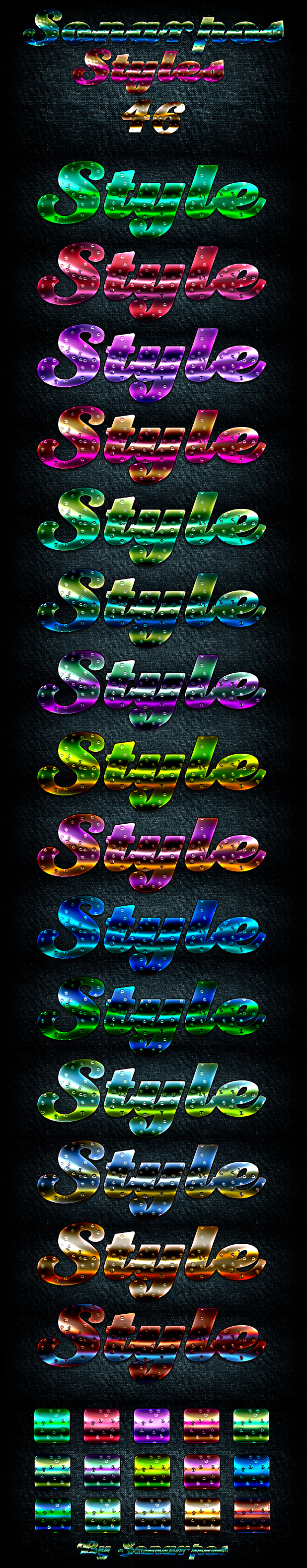 sonarpos'styles 46 by sonarpos
