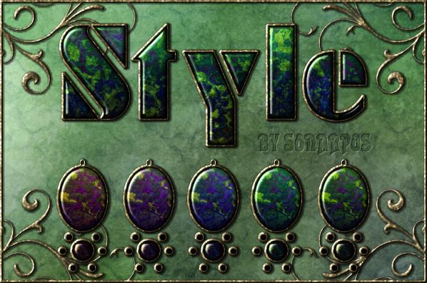 Beautiful Opal Style Free Photoshop Text Effect