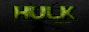 hulk style