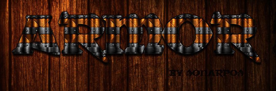 Armor style by sonarpos