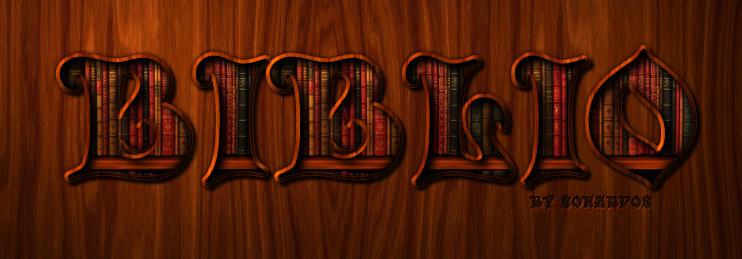 Biblio style by sonarpos