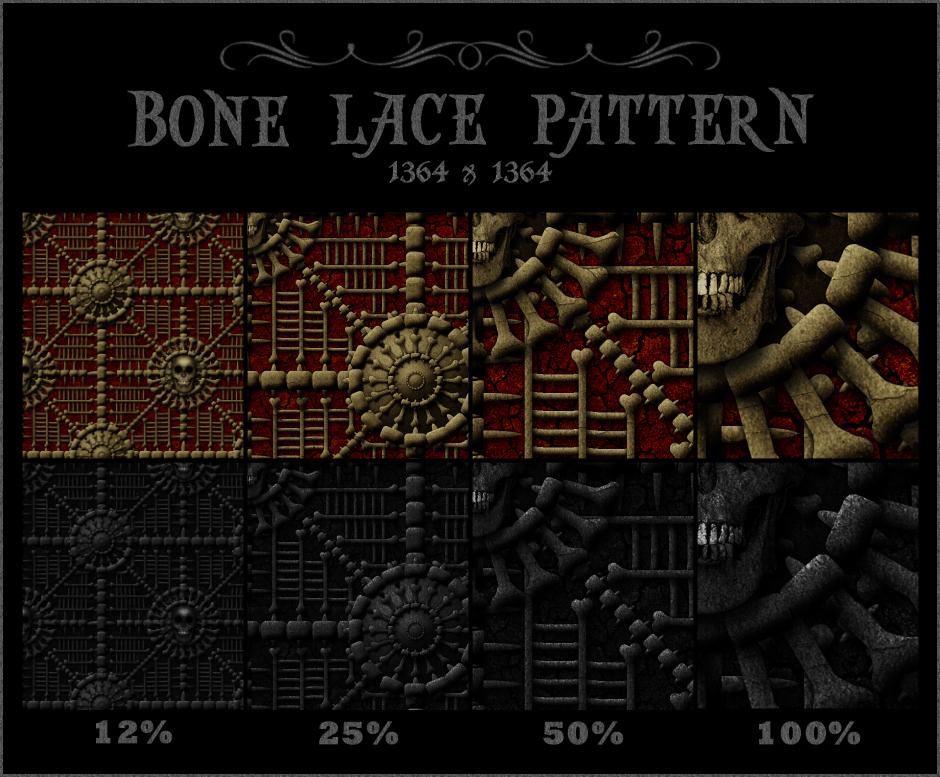 Bone Lace Pattern by sonarpos