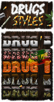 Drugs styles
