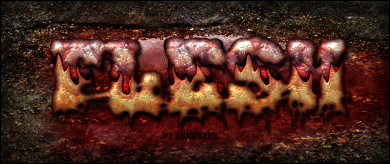 Flesh style by sonarpos
