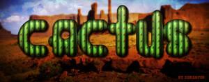 Cactus style