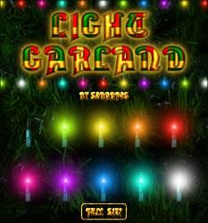 light garland by sonarpos