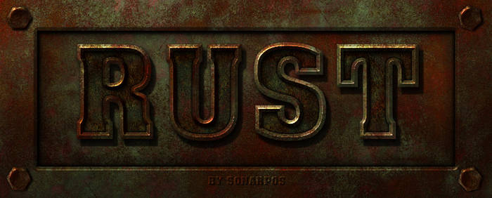 Rust style by sonarpos