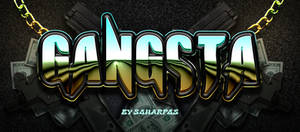 Gangsta style by sonarpos