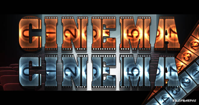 Cinema style by sonarpos