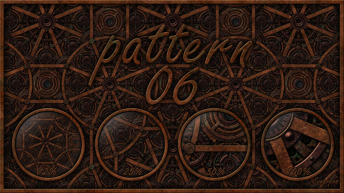 Pattern 06 by sonarpos