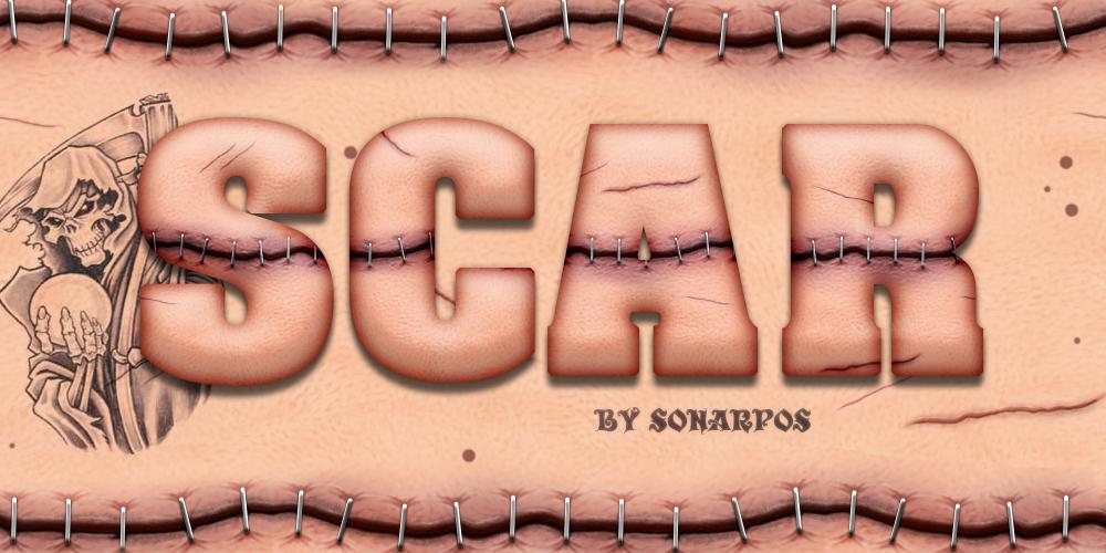 Scar style by sonarpos