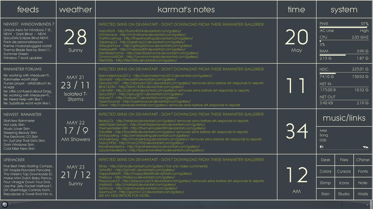 Public Service Announcement by karmat111