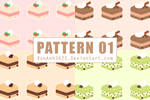 [SHARE] 170804 /// PACK PATTERN 01