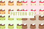 [SHARE] 170804 /// PACK PATTERN 02