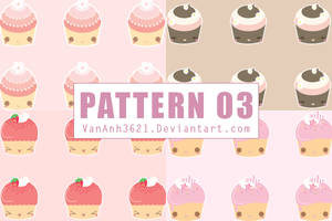 [SHARE] 170804 /// PACK PATTERN 03 by VanAnh3621