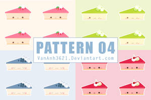 [SHARE] 170804 /// PACK PATTERN 04 by VanAnh3621