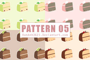 [SHARE] 170804 /// PACK PATTERN 05 by VanAnh3621