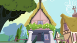 Scootaloo house front