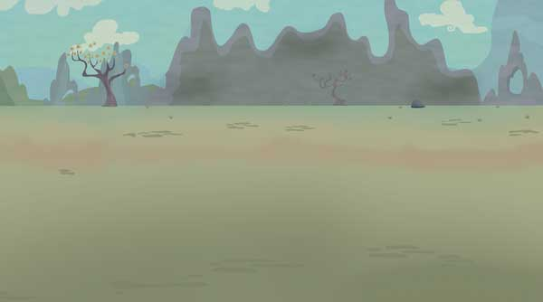 Desert background from E01S05 by jrrhack