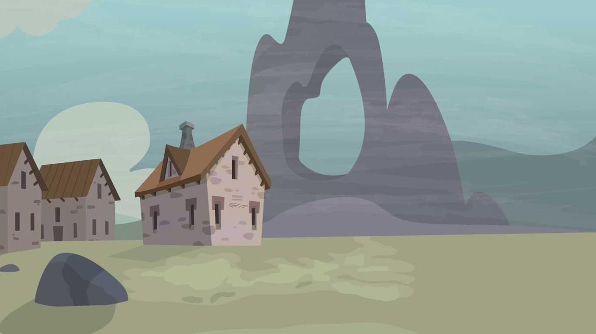 Desert with house S01e05 by jrrhack