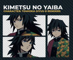 Kimetsu no Yaiba - Renders Pack #01