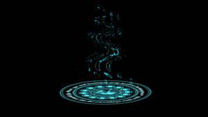 Magic Circle 2 by BlackPaperMoon-95