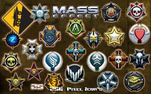 Mass Effect by DoggyCorner