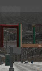 Rain and Snow for XNALara/XPS