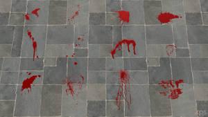 Blood for XNALara/XPS by dasliebesverbot