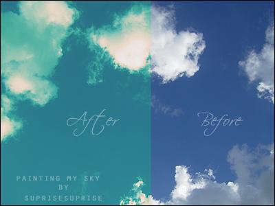 Painting My Sky