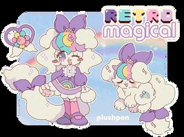 CLOSED OTA Retro Magical!