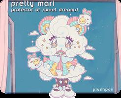pretty guardian mari! by plushpon