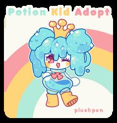 OPEN OTA potion kids: interest check! by plushpon