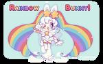 CLOSED Rainbow Bun, Magical Girl! OTA