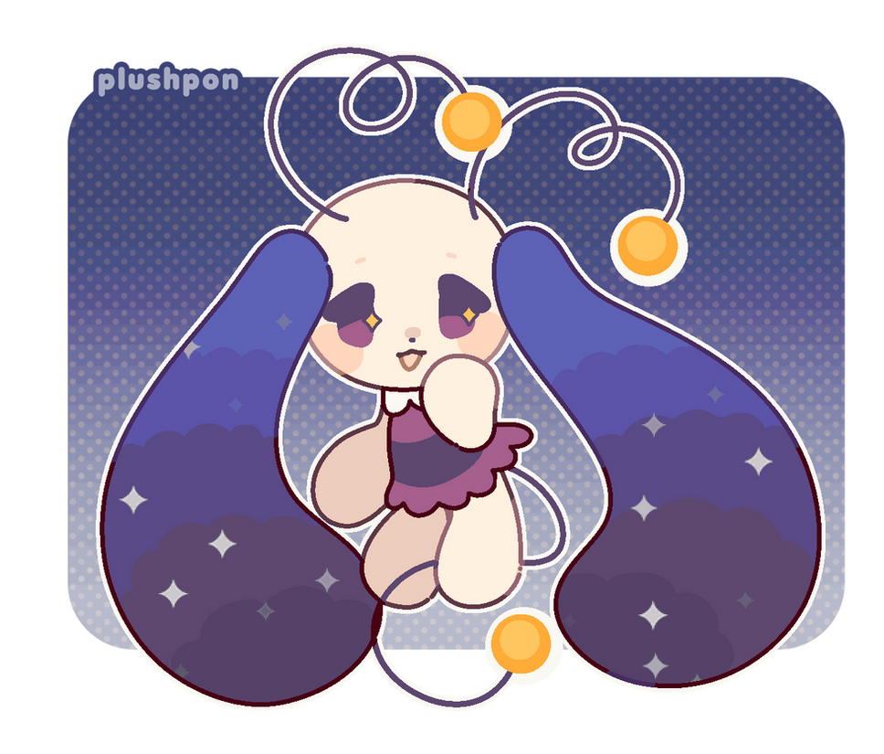 a squishy friend of the stars