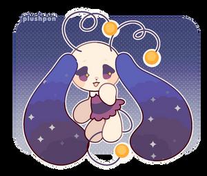 a squishy friend of the stars