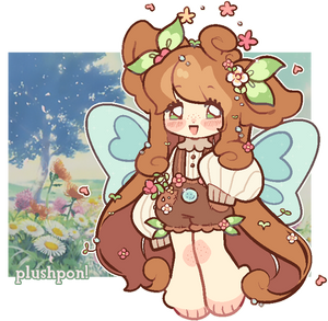 custom| forest faerie